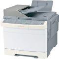 Lexmark X544dn All-in-One FAX ADF Scanner Farb-Kopierer 36.700 Seiten B-Ware