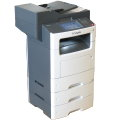 Lexmark MX611dhe All-in-One FAX Kopierer Scanner Lasedrucker B-Ware