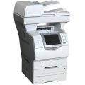 Lexmark X646e All-in-One FAX Kopierer Laserdrucker unter 100.000 Seiten