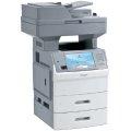 Lexmark X654dte MFP FAX Kopierer Scanner Laserdrucker unter 50.000 Seiten