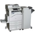 Lexmark X850e mit Finisher defekt/defect an Bastler 101.900 Seiten