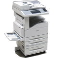 Lexmark X860de All-in-One DIN A3 FAX Kopierer Scanner Duplex ADF 2x 1000 PF