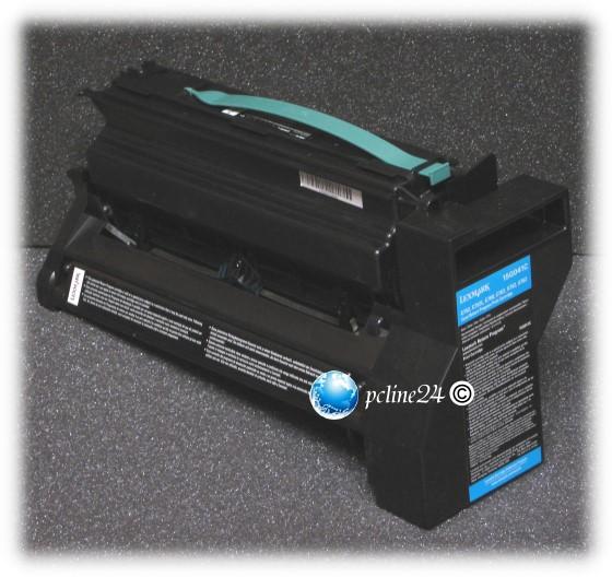 Lexmark 10B041C Toner NEU original Cyan für C750 X750e