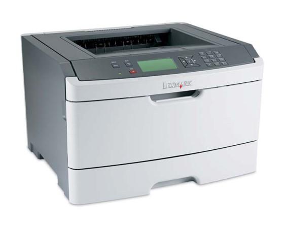 Lexmark E460dn 38 ppm 64MB Duplex LAN unter 50.000 Seiten Laserdrucker B-Ware