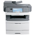 Lexmark X466de All-in-One FAX ADF Duplex Kopierer Scanner Drucker LAN 82400 S.