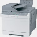 Lexmark X544dn All-in-One FAX ADF Scanner Farb-Kopierer B-Ware 21.350 Seiten