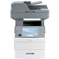Lexmark X654de MFP FAX Kopierer 256MB Duplex NETZ 161.300 Seiten