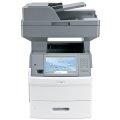 Lexmark X654de MFP FAX Kopierer Scanner Laserdrucker unter 100.000 Seiten
