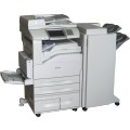 Lexmark X850e mit Finisher defekt/defect an Bastler