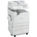 Lexmark X945e All-in-One Farb-Kopierer FAX ADF Duplex 465.800 Seiten Drucker Scanner NETZ