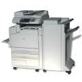 Lexmark X945e DIN A3 Farb-Drucker & -Kopierer/Scanner FAX mit Finisher 346k Seiten B-Ware