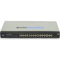 Cisco LinkSys SRW224G4 ver 1.1 Switch 24x RJ-45 10/100 + 4x Gigabit + 2x SFP