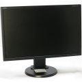 """22"""" TFT LCD NEC MultiSync E222W-BK 1680 x 1050 Pivot Monitor"""