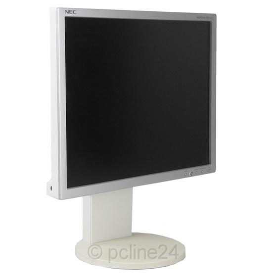 "19"" TFT LCD NEC MultiSync EA191M 1280 x 1024 Pivot S-PVA Monitor mit Lautsprecher B-Ware"