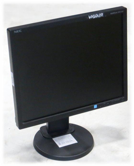 "19"" TFT LCD NEC EA193Mi-BK 1280 x 1024 IPS LED D-Sub DVI-D DisplayPort"