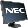 22&quot; LCD TFT NEC MultiSync EA221WM Pivot VGA DVI-D 4x USB Lautsprecher