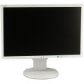 "22"" TFT LCD NEC MultiSync EA223WM Pivot LED Backlight Lautsprecher USB-Hub vergilbt"
