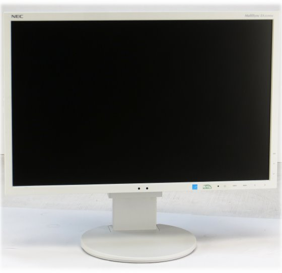 "22"" TFT LCD NEC MultiSync EA223WM Pivot LED Backlight Lautsprecher USB-Hub B-Ware"