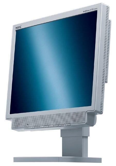 "17"" TFT NEC MultiSync LCD 1760VM VGA DVI Lautsprecher"