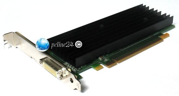 nVidia Quadro NVS290 256MB DMS-59 Grafikkarte PCI-E (x16) HP P/N 456137-001