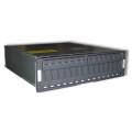 "19"" Rack NetApp DS14-MK2-FC Disk Shelf 14x 146GB 2x I/O-Modul  P/N: 106-00076"