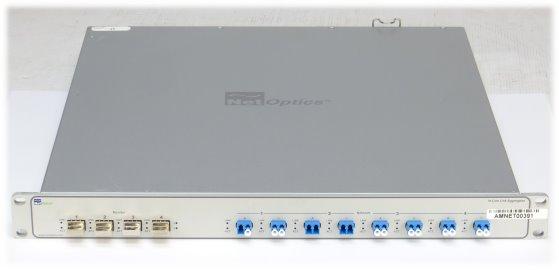 NetOptics In-Line Link Aggregator Tap 4LX to 4SFP LA-IL4LX/4SFP