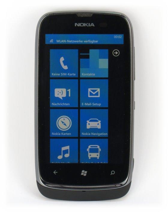 Nokia Lumia 610 Smartphone 8GB SIMlock-frei Windows Phone 7