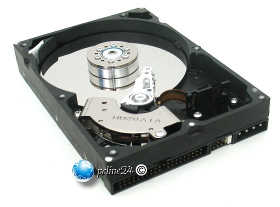 Seagate ST340014A 40GB IDE 7.200 rpm Barracuda HDD Festplatte