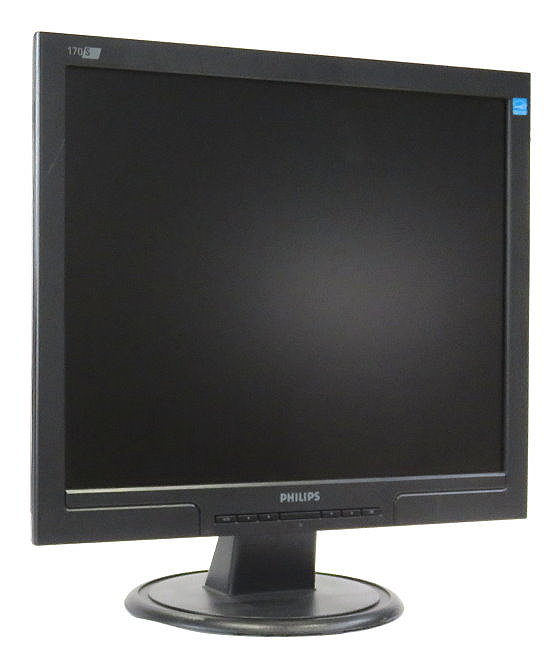 "17"" TFT LCD PHILIPS 170S7 8ms VGA DVI-D"