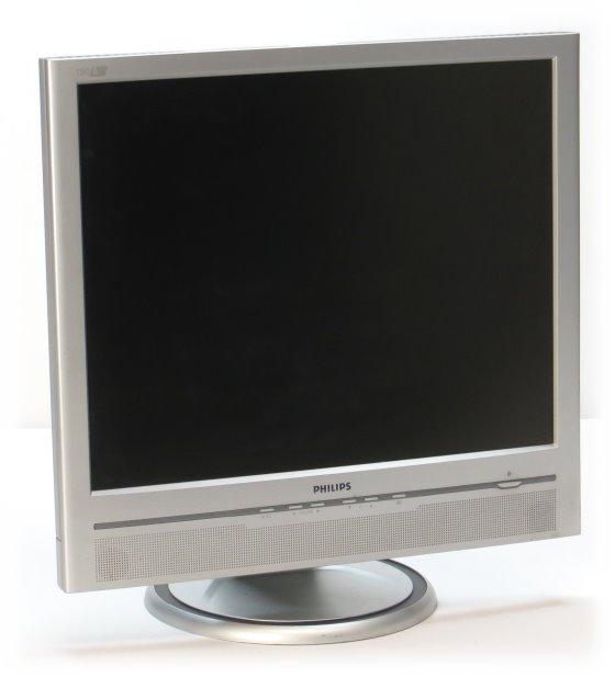 "19"" LCD TFT PHILIPS 190 B5 190B5 DVI-D Lautsprecher"