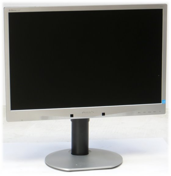 "22"" TFT LCD PHILIPS 220B4L 1680 x 1050 Pivot Monitor mit Lautsprecher"