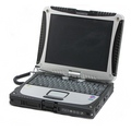 "Panasonic Toughbook CF-18 Centrino 1,2GHz 1,5GB 60GB 10,4"" Touchdisplay (ohne NT)"