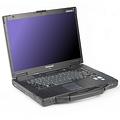 """15,4"""" Panasonic Toughbook CF-52 MK3 i5 520M 2,4GHz 4GB 80GB DVDRW (ohne Netzteil) B-Ware"""