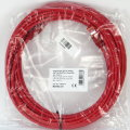 Patchkabel CAT6e NEU/NEW 10m rot S/FTP Gigabit Ethernet Kabel Cable