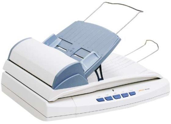 Plustek PL1500 Dokumenten Scanner NEU mit ADF