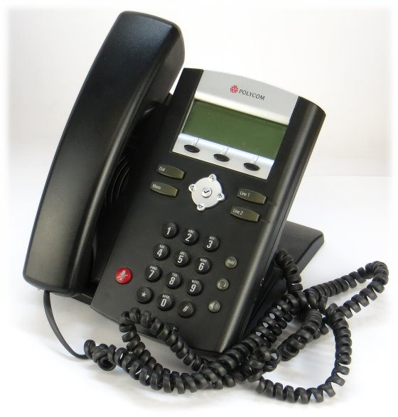 Polycom SoundPoint IP 321 IP-Telefon
