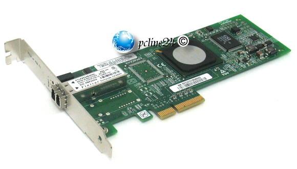 QLOGIC SANblade QLE2460 FC HBA 4Gbit PCI-e x4 AE311A PX2510401