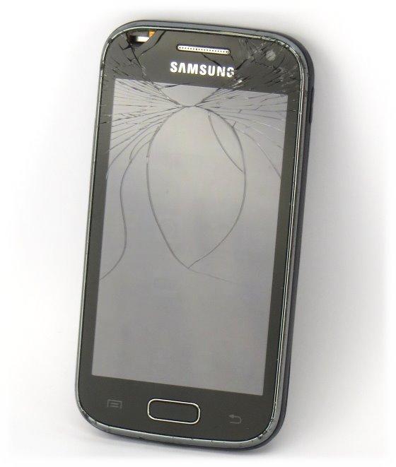 SAMSUNG Galaxy Ace 2 GT-I8160 Android Smartphone defekt an Bastler
