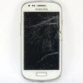 SAMSUNG Galaxy S3 SIII mini Smartphone GT-I8190 C- Ware Glasbruch