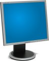 17&quot; TFT LCD SAMSUNG SyncMaster 740B 1280 x 1024 Pivot VGA DVI Monitor B-Ware