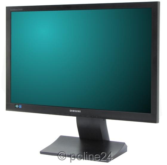 "24"" SAMSUNG SyncMaster  S24A450BW LED 1000:1 1920x1200 VGA DVI"