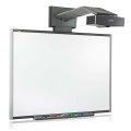 SMART UF55 Beamer DLP mit Whiteboard Touch Screen Pen Wandhalterung