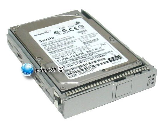 "2,5"" SUN 72GB SAS 10K 8MB 4,1ms Tray SUNFire SUN Fire X4200 M2, X4100 M2, T2000"