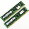 Samsung 16GB (2x 8GB) PC3L-12800R DDR3 Server RAM ECC Registered M393B1K70DH0-YK0