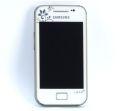 SAMSUNG Galaxy Ace La Fleur GT-S5830i - Pure White (ohne Simlock) Smartphone B-Ware
