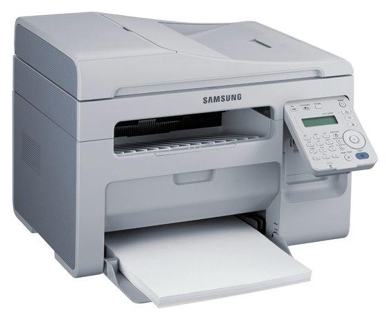 samsung scx 3400f all in one fax kopierer scanner. Black Bedroom Furniture Sets. Home Design Ideas