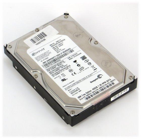 Seagate ST3400832NS 400GB SATA 7.200rpm Fesplatte für NAS