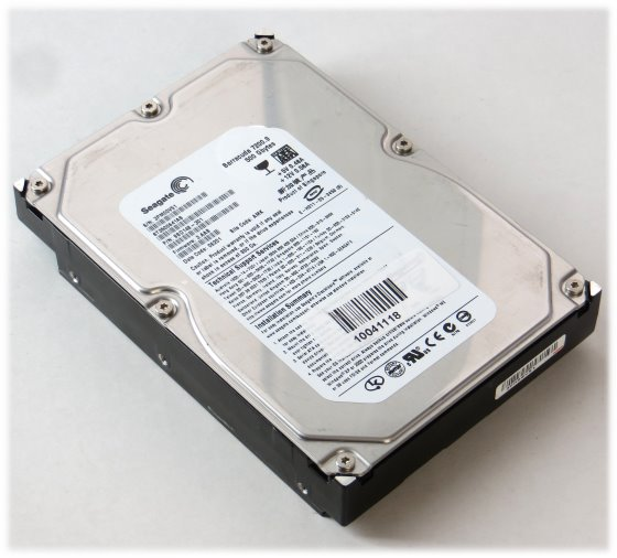 "Seagate Barracuda ST3500641AS 3,5"" 500GB SATA2 3Gb/s"