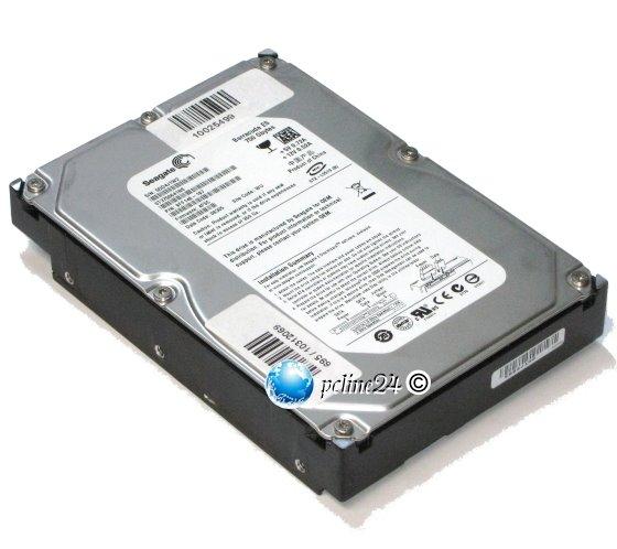 Seagate ST3750641NS 750GB SATA II 3GB/s 7.200 rpm HDD Festplatte