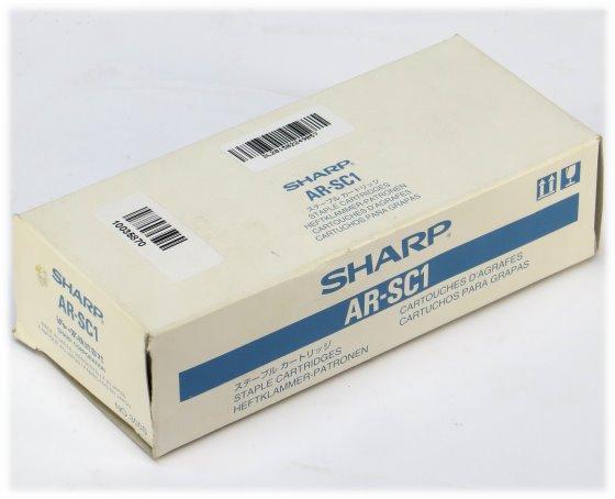 Sharp AR-SC1 Heftklammer original 2x Patronen 6.000 (2x 3.000)